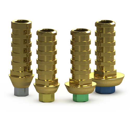 Easy Ti Temp Abutments